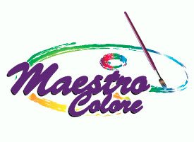 «Maestro Color» logo maestro color new